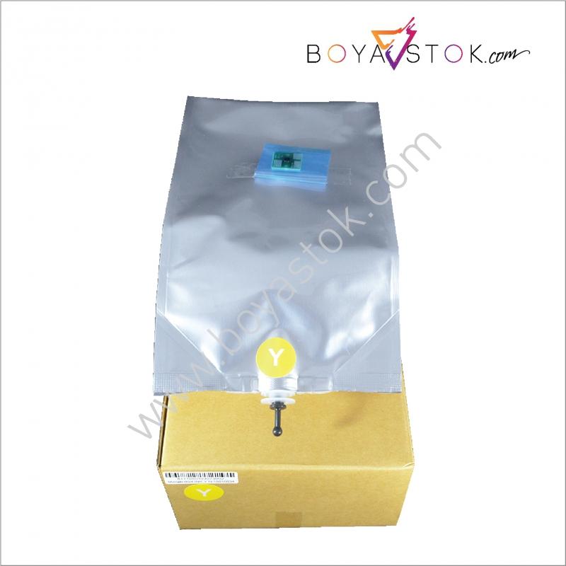 BS4 Muadili  Eco-Solvent 2000ml Poşet Boya