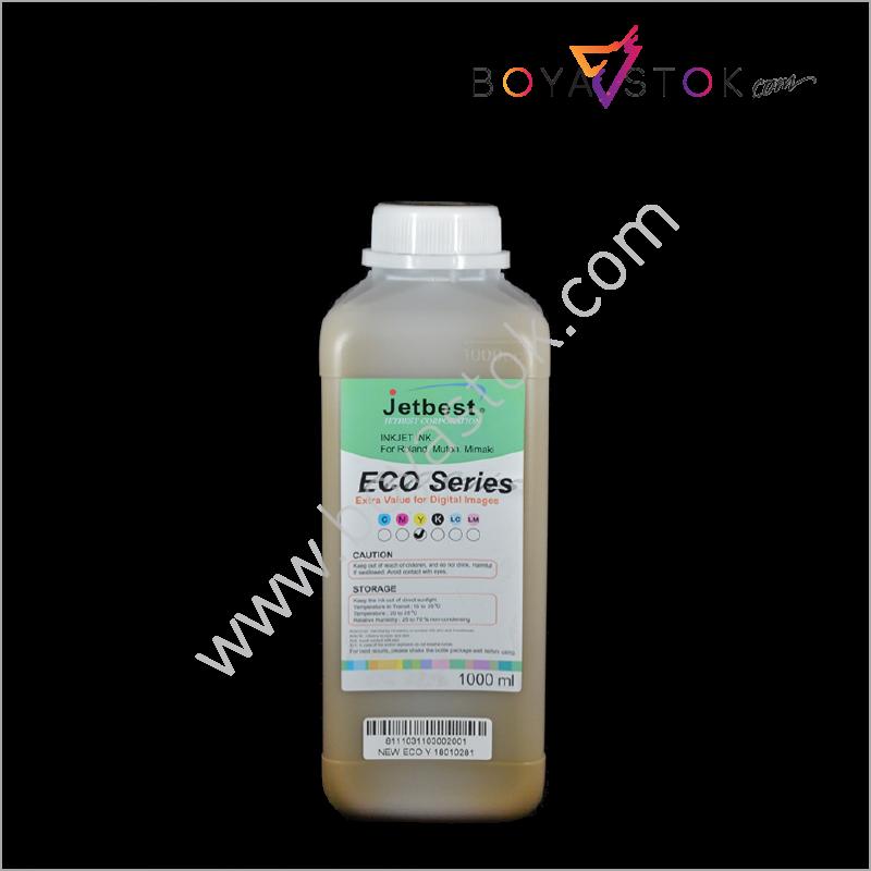 Eco-Solmax1 Muadili 1000ml Bidon New Eco-Solvent Boya