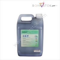 Konica 512/1024 5000ml Bidon Eco-Solvent Boya