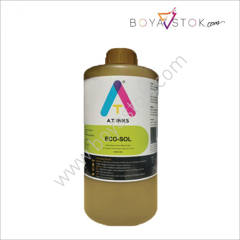AT INKS EPSON DX 1Lt. Eco-Solvent Boya
