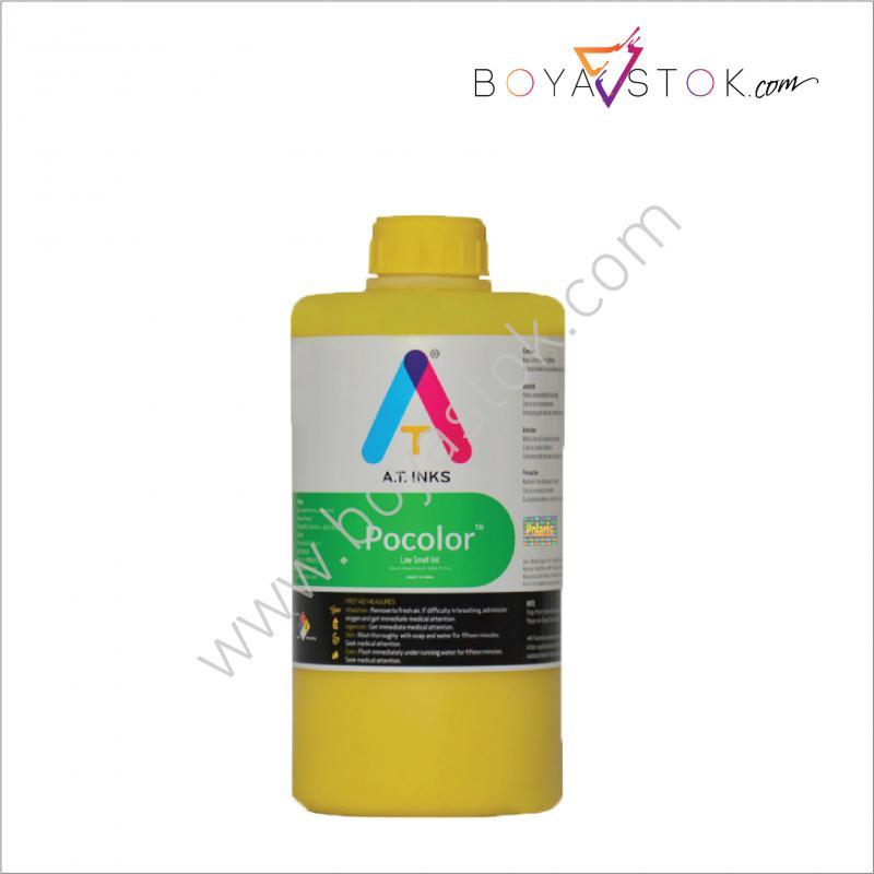 AT INKS POCOLOR Konica 1Lt. Eco-Solvent Boya