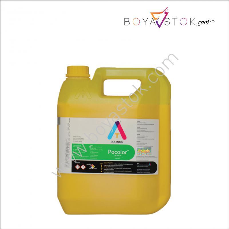 AT INKS POCOLOR Konica 5Lt. Eco-Solvent Boya
