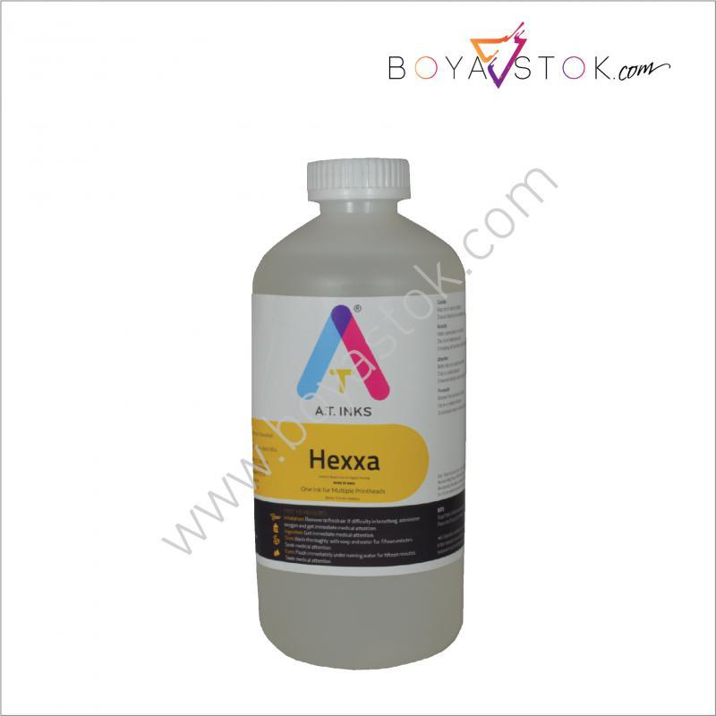AT INKS HEXXA 1 Lt. Temizleme Solüsyonu