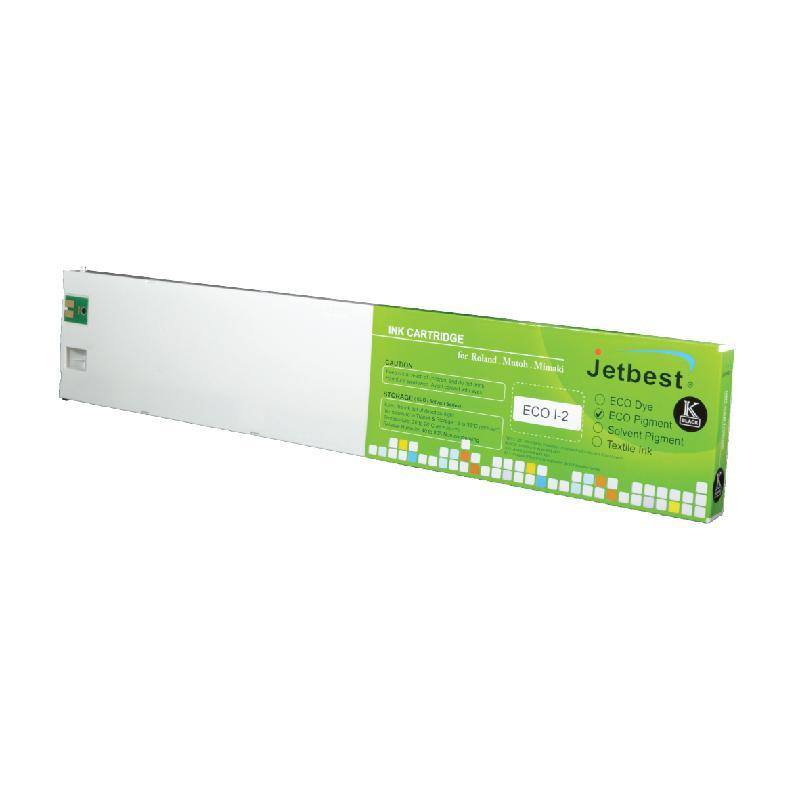 Eco-Solmax2 Muadili 440ml Kartuş EcoI2 Eco-Solvent Boya