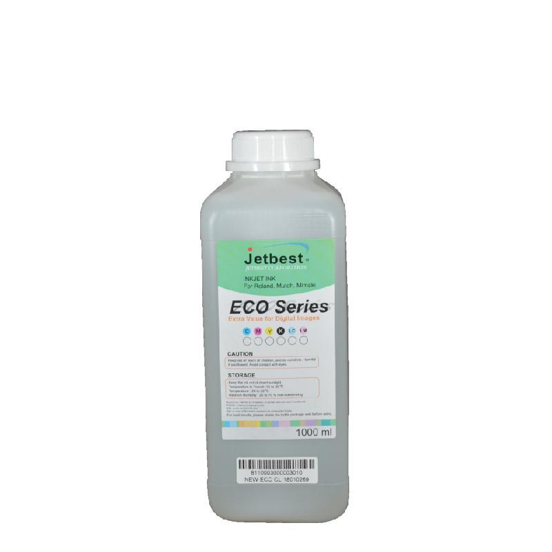 Epson DX5 1000ml Bidon Eco-Solvent Temizleme Solüsyonu