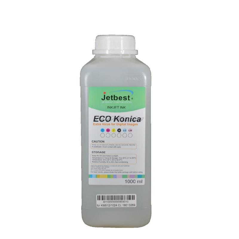Konica Eco-Solvent 1000ml Bidon Temizleme Solüsyonu
