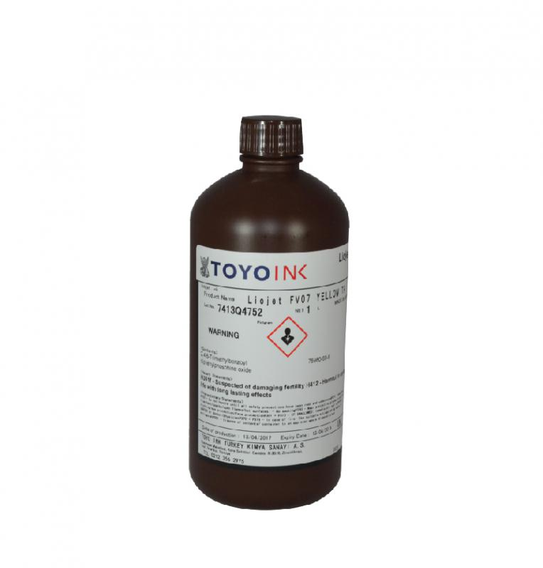 Liojet FV07 1000ml UV Flexible Boya