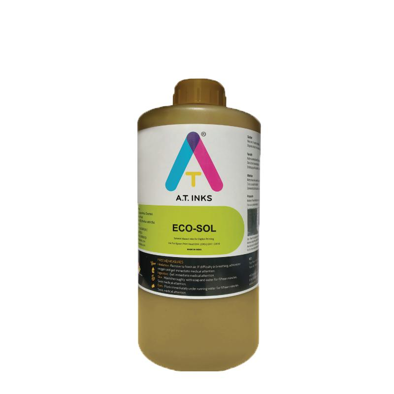 AT INKS ECOSOLMAX  1Lt. Eco-Solvent Boya