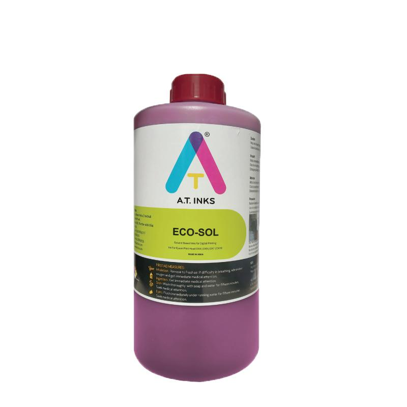 AT INKS EPSON DX 1Lt. Eco-Solvent Boya