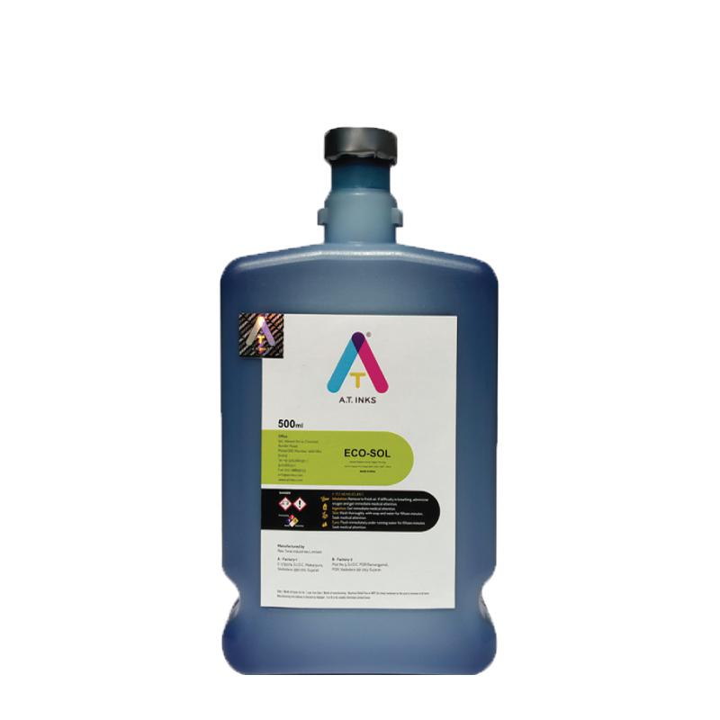 AT INKS EPSON DX 500Ml Eco-Solvent Boya